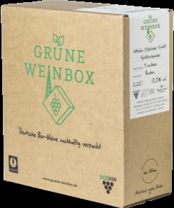 2017 Spätburgunder trocken | Zähringer | Grüne Weinbox