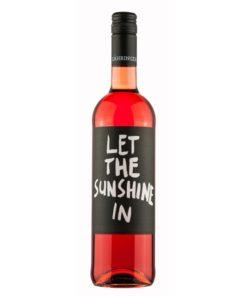 2019 Let the sunshine in Rosé trocken