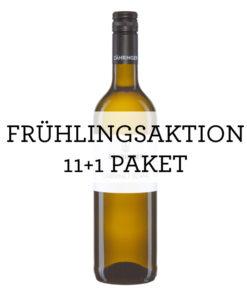 AKTION 11+1 Cabernet Blanc