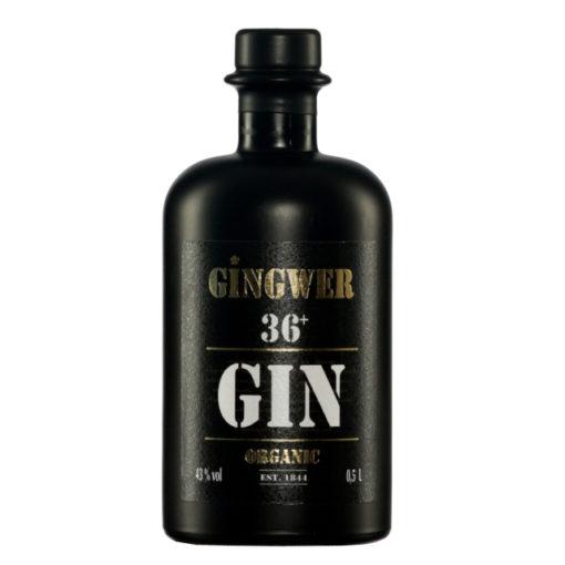 GIN ORGANIC 36+