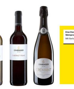 Paket literarische Weinprobe - Online am 26. März 2021