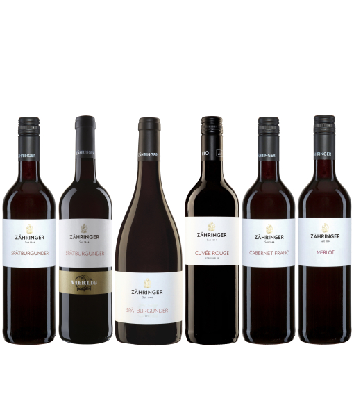 Probierpaket Rotwein-Variation